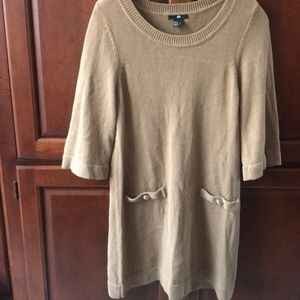 H&M tunic sweater dress